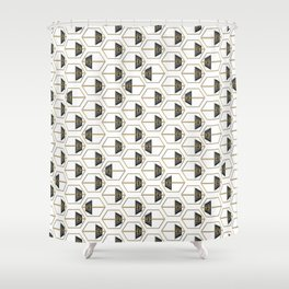 ZS AD Levels Geometric 2.1.1. S6 Shower Curtain