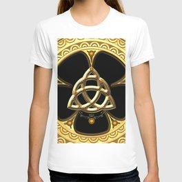 Decorative celtic knot T-shirt