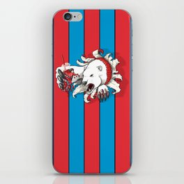 Polar Attraction for Icee iPhone Skin