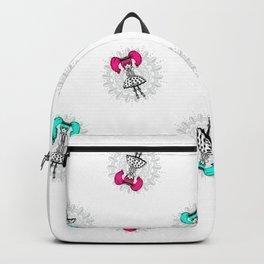 Punk Girls Rock! Backpack