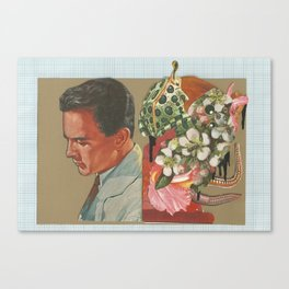 Things that once where known Canvas Print