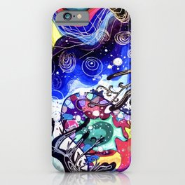 Icy Wind iPhone Case