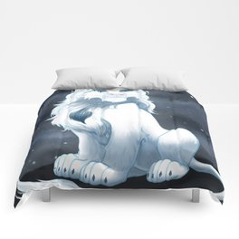 White Lion Comforters