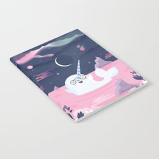 Norman the Near-Sighted Narwhal Notebook