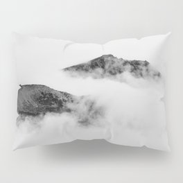 Mountains in the Clouds Pillow Sham