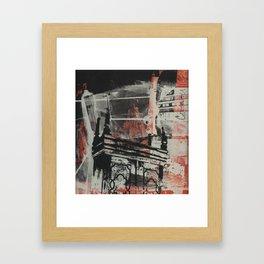 Wunderkammer Framed Art Print