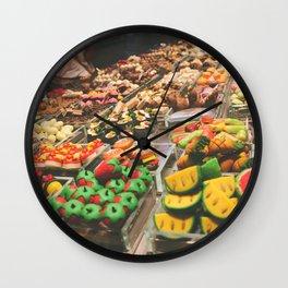 Infinite Marzipan Wall Clock