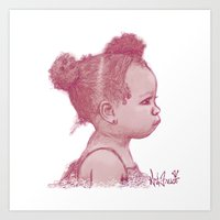 """Willow"" Art Print"