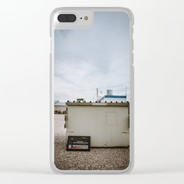808: One Man's Treasure Clear iPhone Case