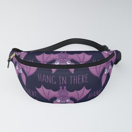 Hang In There Wacky Vampire Bat Fanny Pack