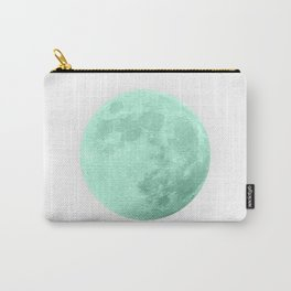 TEAL MOON Carry-All Pouch