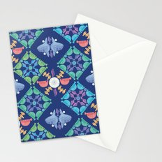 Fish Parts Stationery Cards
