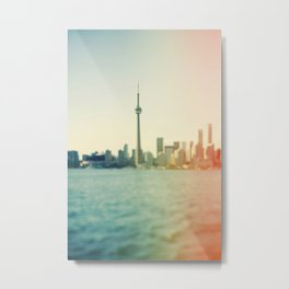 Shades Of The City Metal Print