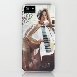 the keira add iPhone Case