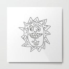 Civilization Maya #society6 #decor #buyart #artprint Metal Print