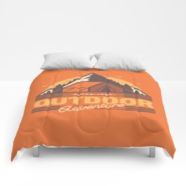 Outdoor Adventure Comforters