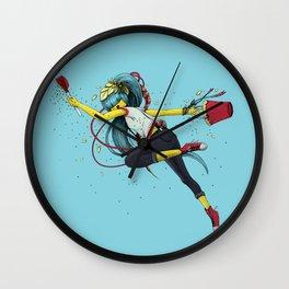 Sandbox Wall Clock