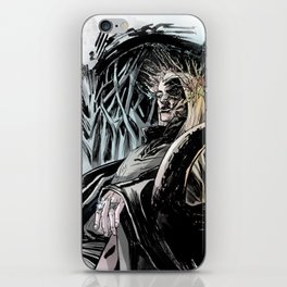 Thranduil iPhone Skin