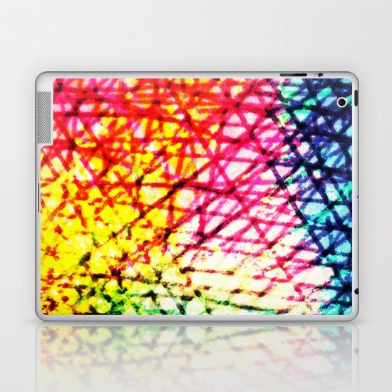 Vibrant Summer  Laptop & iPad Skin