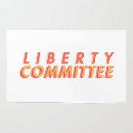 LIBERTY COMMITTEE Rug