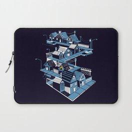 The Suburbs Laptop Sleeve