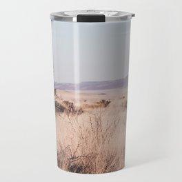 West Texas Vista Travel Mug