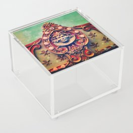 Step Right Up Acrylic Box