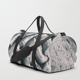 Collection of Corks. Duffle Bag