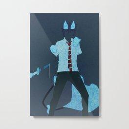 Rin Okumura Metal Print