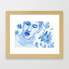 BM from K.A.R.D. Framed Art Print