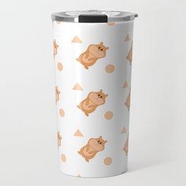 Hamsters Travel Mug