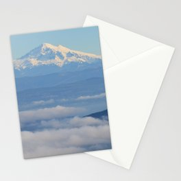 MOUNT BAKER FROM ORCAS ISLAND Stationery Cards
