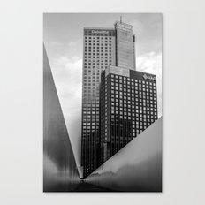 Maastoren Rotterdam Canvas Print