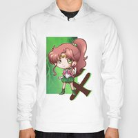 sailor jupiter Hoodies featuring Jupiter by Lady Cibia