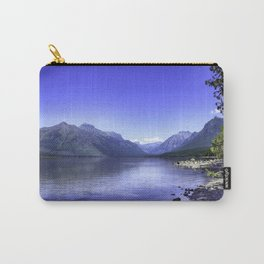 McDonald Lake In Glacier National Park Carry-All Pouch