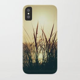 Newquay Sunset iPhone Case