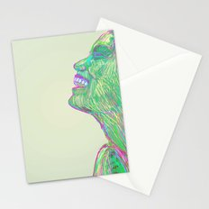 Laughing With Stationery Cards