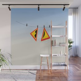 After-swim Wall Mural