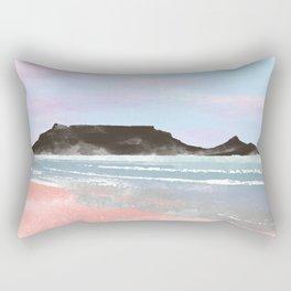 Table Mountain Rectangular Pillow