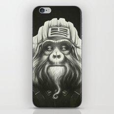 Commander iPhone & iPod Skin