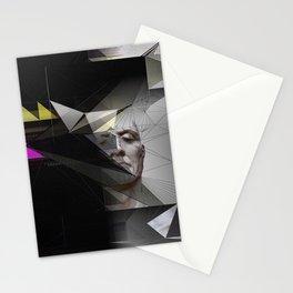 paperman - fractal landscape Stationery Cards