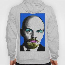 Ooh Mr Lenin - Blue Hoody