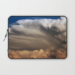 Cloudy Laptop Sleeve