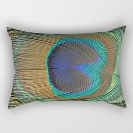 Rainbow feather Rectangular Pillow
