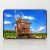 ukraine iPad Cases featuring My Ukraine ^_^ by Julia Kovtunyak