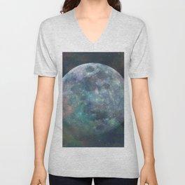 Solstice Moon Unisex V-Neck