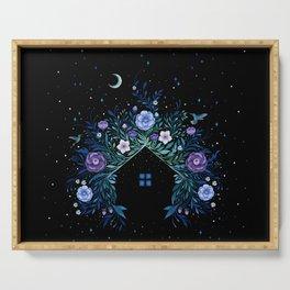 Tiny House - Nighty Serving Tray