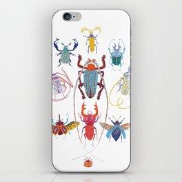 Stitches: Bugs iPhone Skin