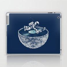 Space Tune Laptop & iPad Skin