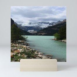 Lake Louise Impression Mini Art Print
